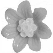 Enamel Flower Template 001