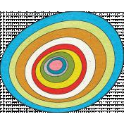 Look, A Book!- Circle Doodle 1
