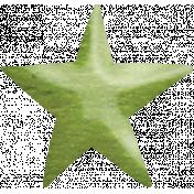 Look, A Book!- Green Star