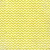 Look, A Book!- Yellow Chevron Paper