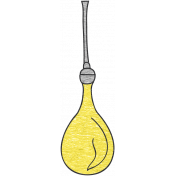Look, A Book!- Lightbulb Doodle