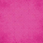 Good Day- Dark Pink Ornamental Paper