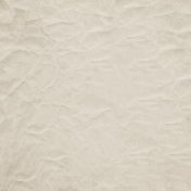 Good Day- Cream Crinkled Paper