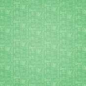 Good Day- Green Good Words 2 Paper