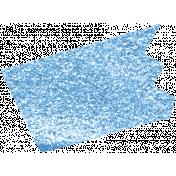 Glitter Washi Tape- Light Blue Tape