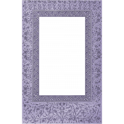 Winter Arabesque- Frame
