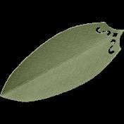 Fresh Start- Green Leaf