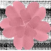 Fresh Start- Pink Flower
