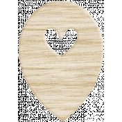 Fresh Start- Wood Pointer