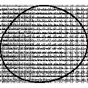 Circle Doodle Template 006