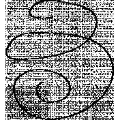 Scribble Doodle Template 007