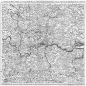 Map Paper Overlay Template