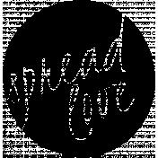 Word Art Template 061
