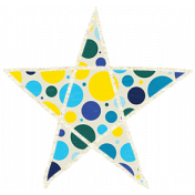 Reflections of Strength- Star Doodle 1