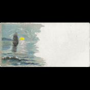 Reflections of Strength- Calling Card Ephemera 2