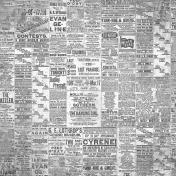Newspaper Texture 007