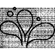 Splash Doodle Template 005