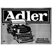 Vintage Advertisement Template 003