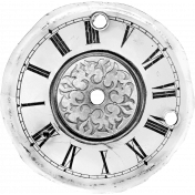 Clock Face Template 002