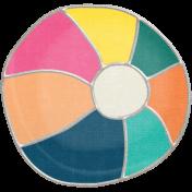 Summer Splash- Ball Doodle