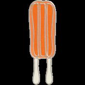 Summer Splash- Orange Treat Doodle
