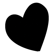 Heart Doodle Template 015