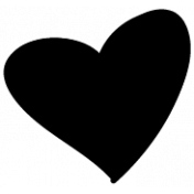 Heart Doodle Template 016