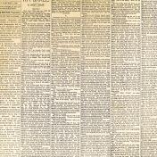 Work Day - Newsprint Paper