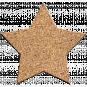 Work Day- Star Corkboard