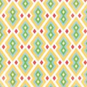 Work Day- Multi Geometric Paper