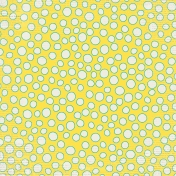Summer Splash- Yellow Dots Paper