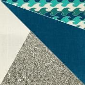 Summer Splash- Geometric 1 Paper