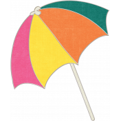 Summer Splash- Umbrella