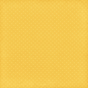 Strawberry Fields- Yellow Dots Paper