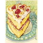 Strawberry Fields- Journal Card 2