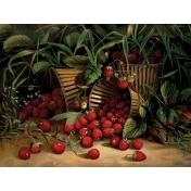 Strawberry Fields- Journal Card 4