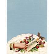 Sstrawberry Fields- Journal Card 9