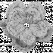 Crochet Flower Template 007