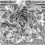 Fabric Flower Template 053
