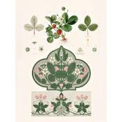Strawberry Fields- Journal Card 14