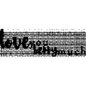 Word Art Template 078