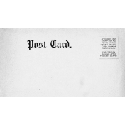 Postcard Template 003