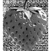 Strawberry Template 001