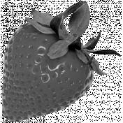 Strawberry Template 005