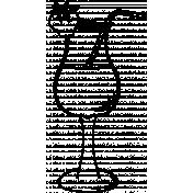 Drink Doodle Template 003