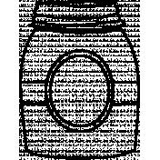 Jar Doodle Template 002