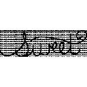 Doodle Word Art Template 036
