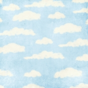 Strawberry Fields- Clouds Paper