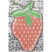 Strawberry Fields- Strawberry Charm- Glossy