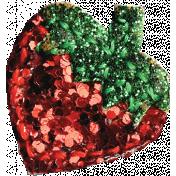 Strawberry Fields- Glitter Strawberry 1